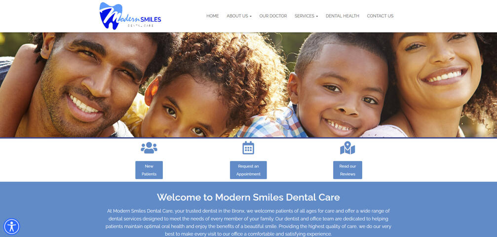 Modern Smiles Dental Care