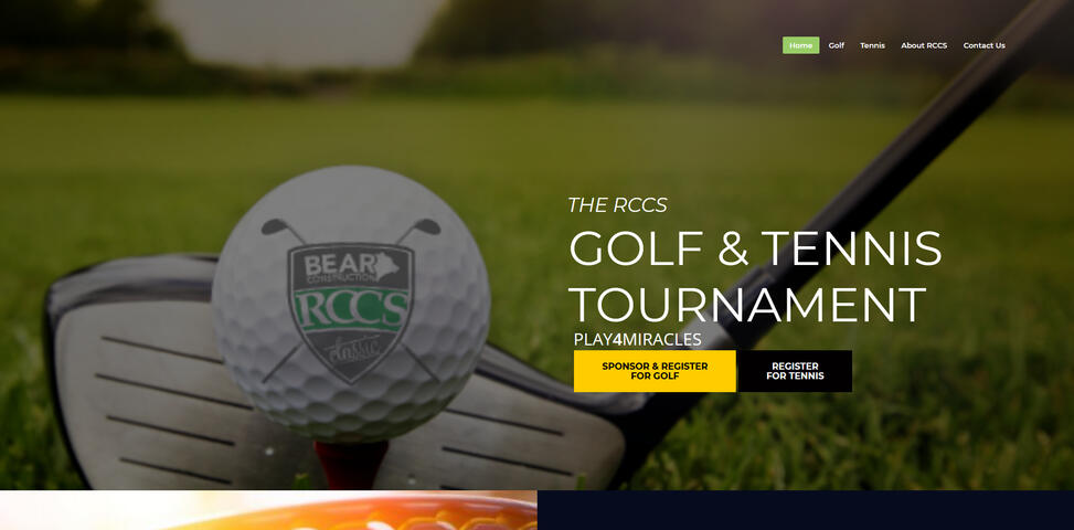 RCCS Golf & Tennis Tournament